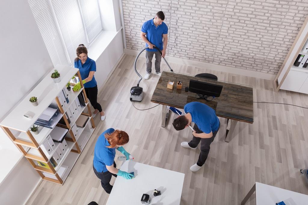 Jak czystość w biurze wpływa na wizerunek firmy?